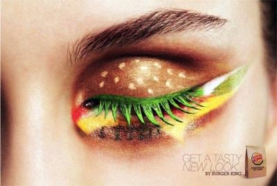Burger King Beauty