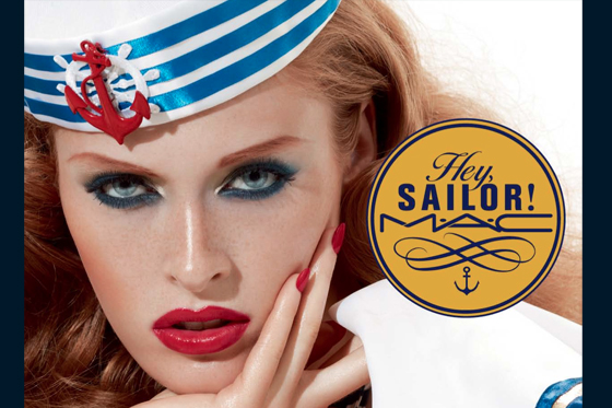 M•A•C – Hey Sailor!