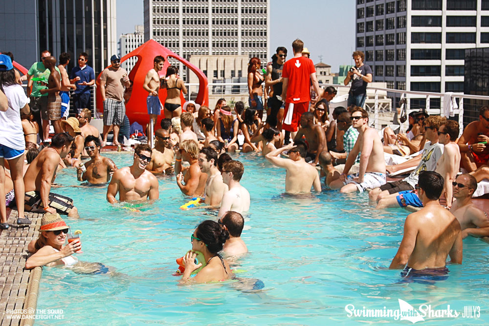 Cool Pools For Chillaxin To The Max In La Tgif Guide