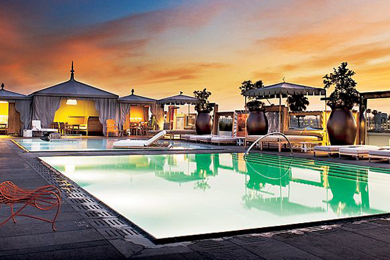 Cool Pools for Chillaxin' to the Max in LA