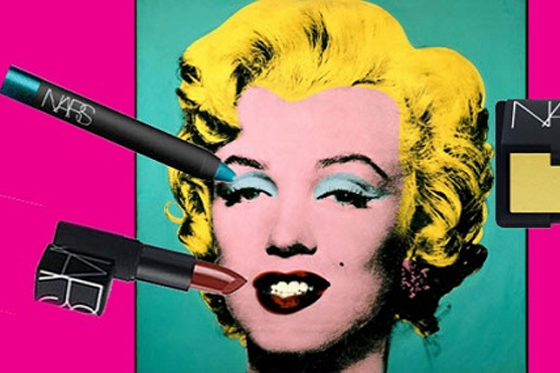 The World of Warhol x NARS