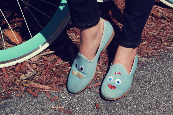 Man Repeller Shoes