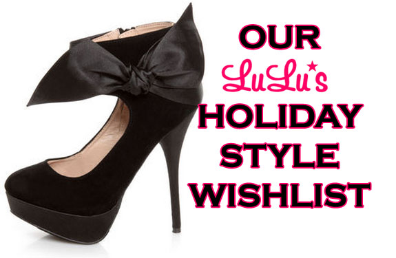 Must Have Holiday Looks from Lulus.com