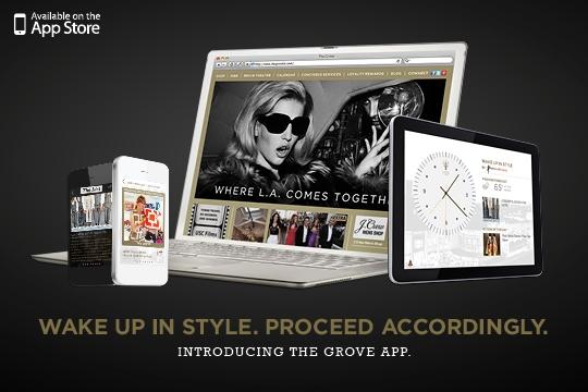 The Grove's New App