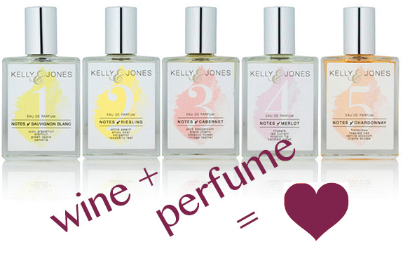 Wine Wednesday! Vino-Inspired Scents!