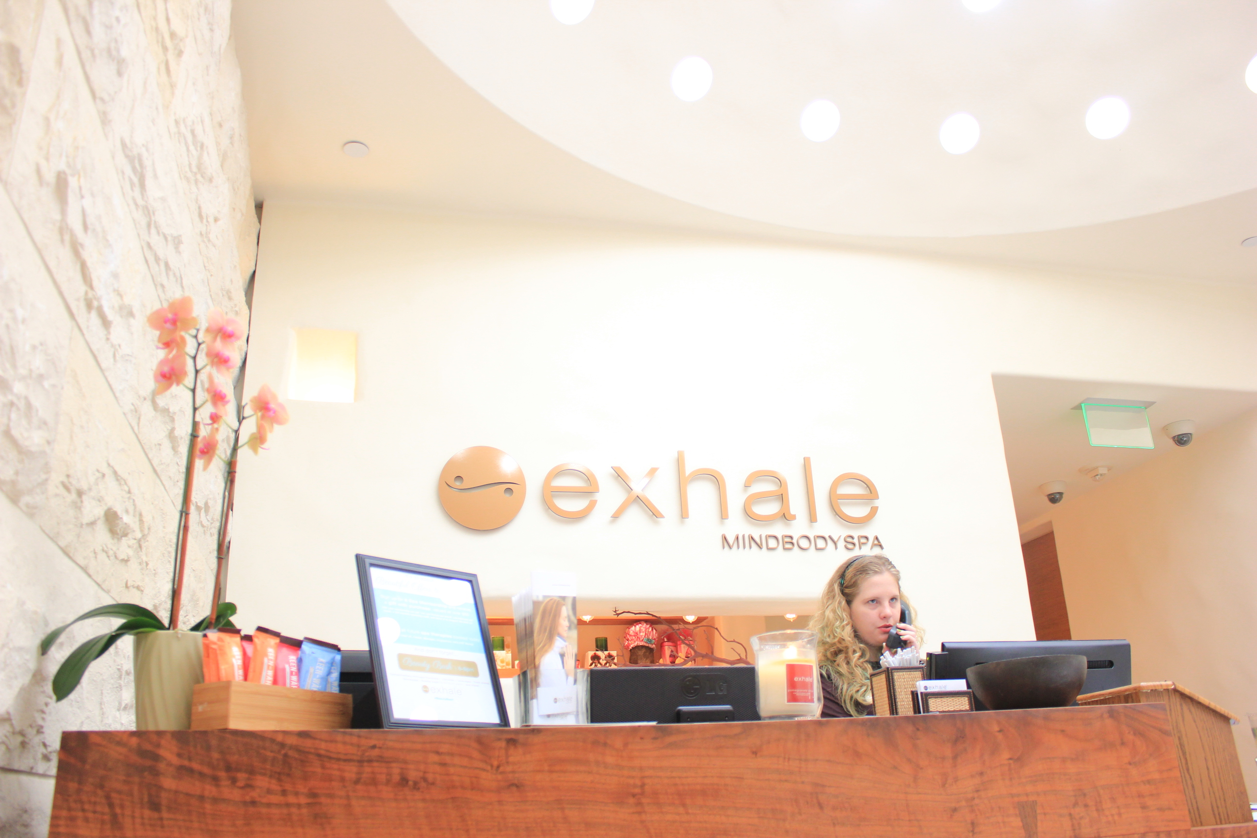 Hollywood Beauty Brunch at Exhale Spa