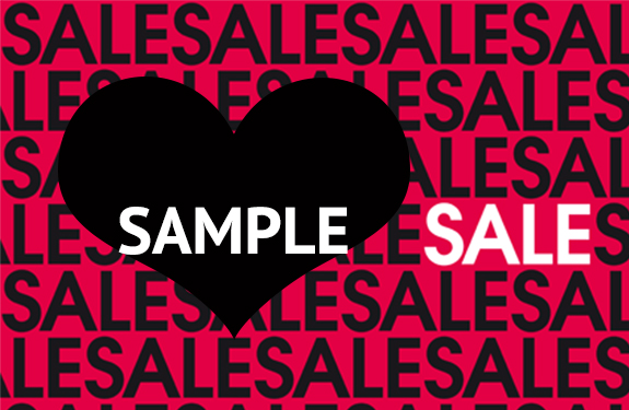 Tiny Bandit Sample Sale!!