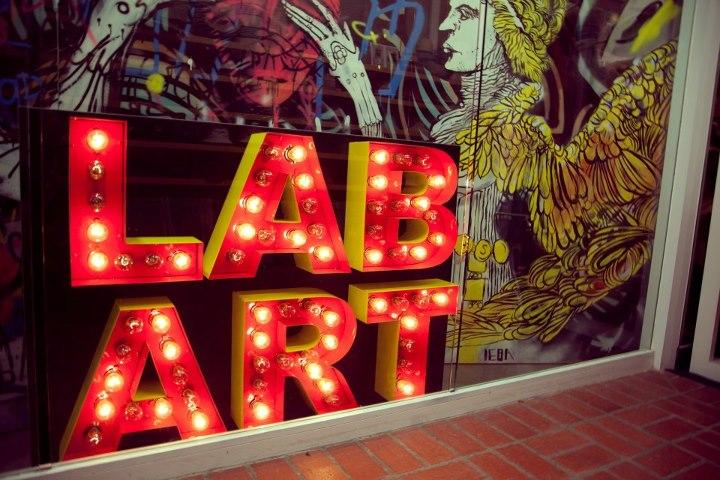 ALL THE FEELS @ LAB ART