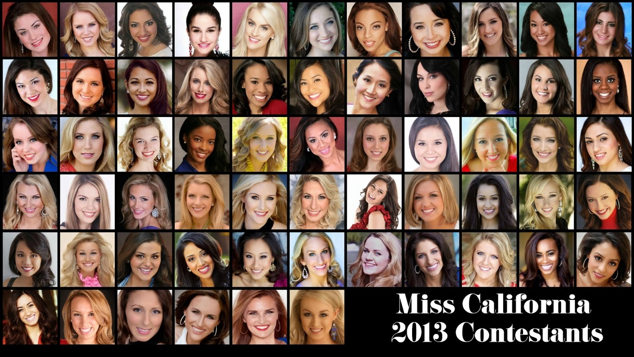 Miss California Party!