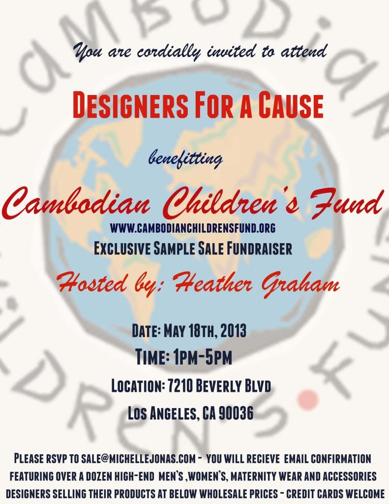charity invite a
