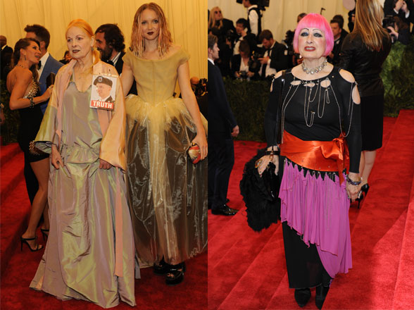 MET GALA : Best Dressed