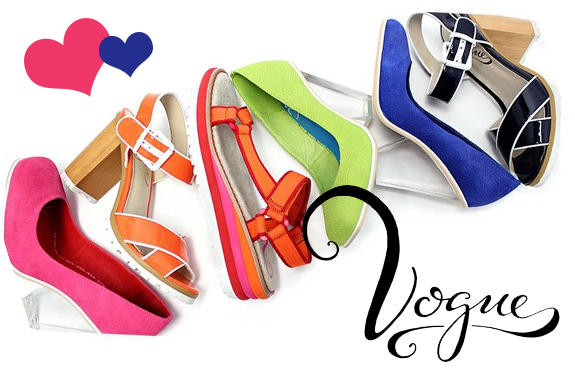 OBSESSION : Vogue Footwear