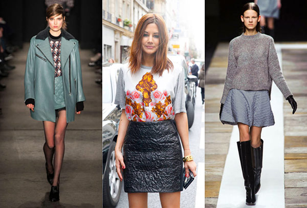 quilted-mini-skirts