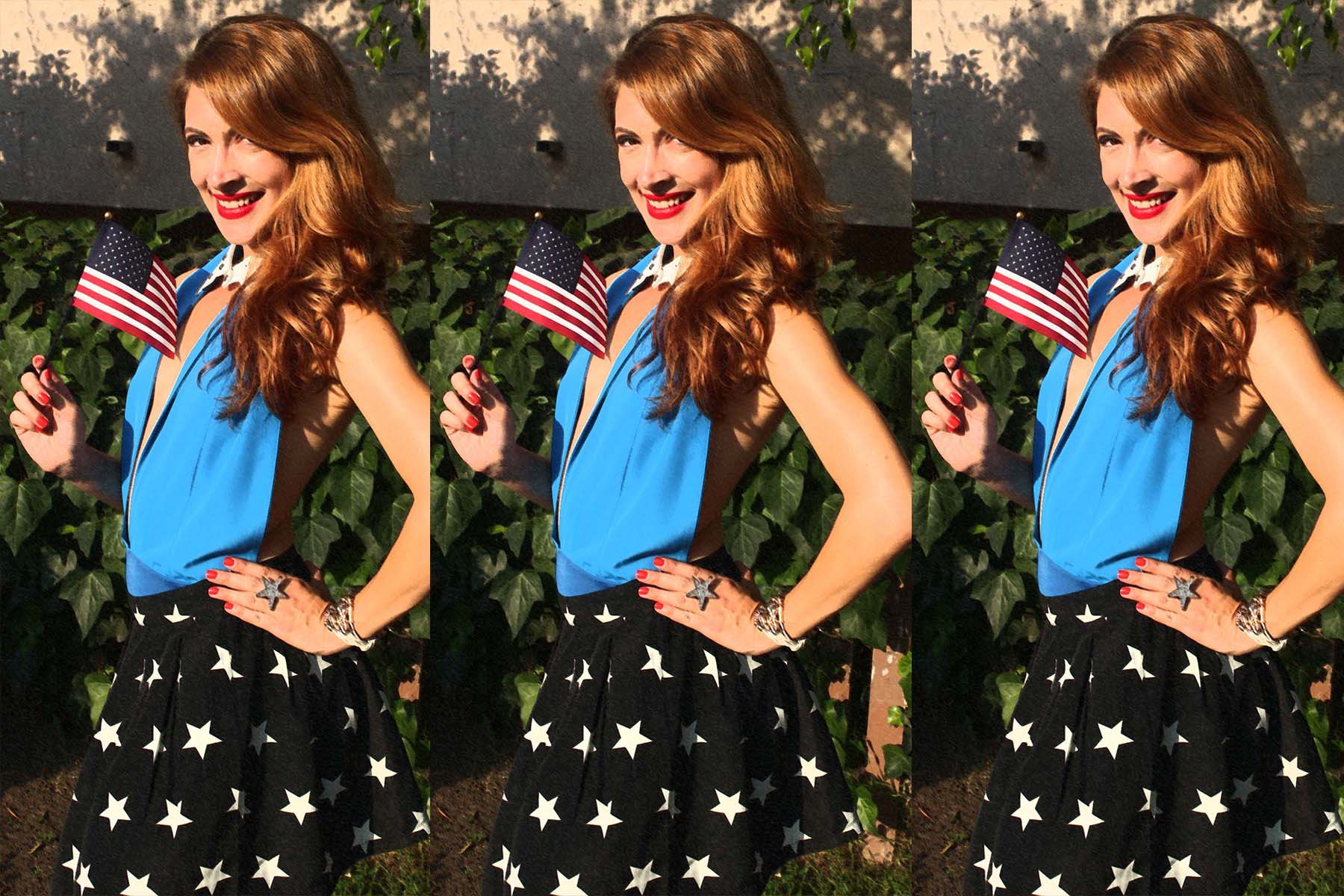 4th of July Style Challenge!