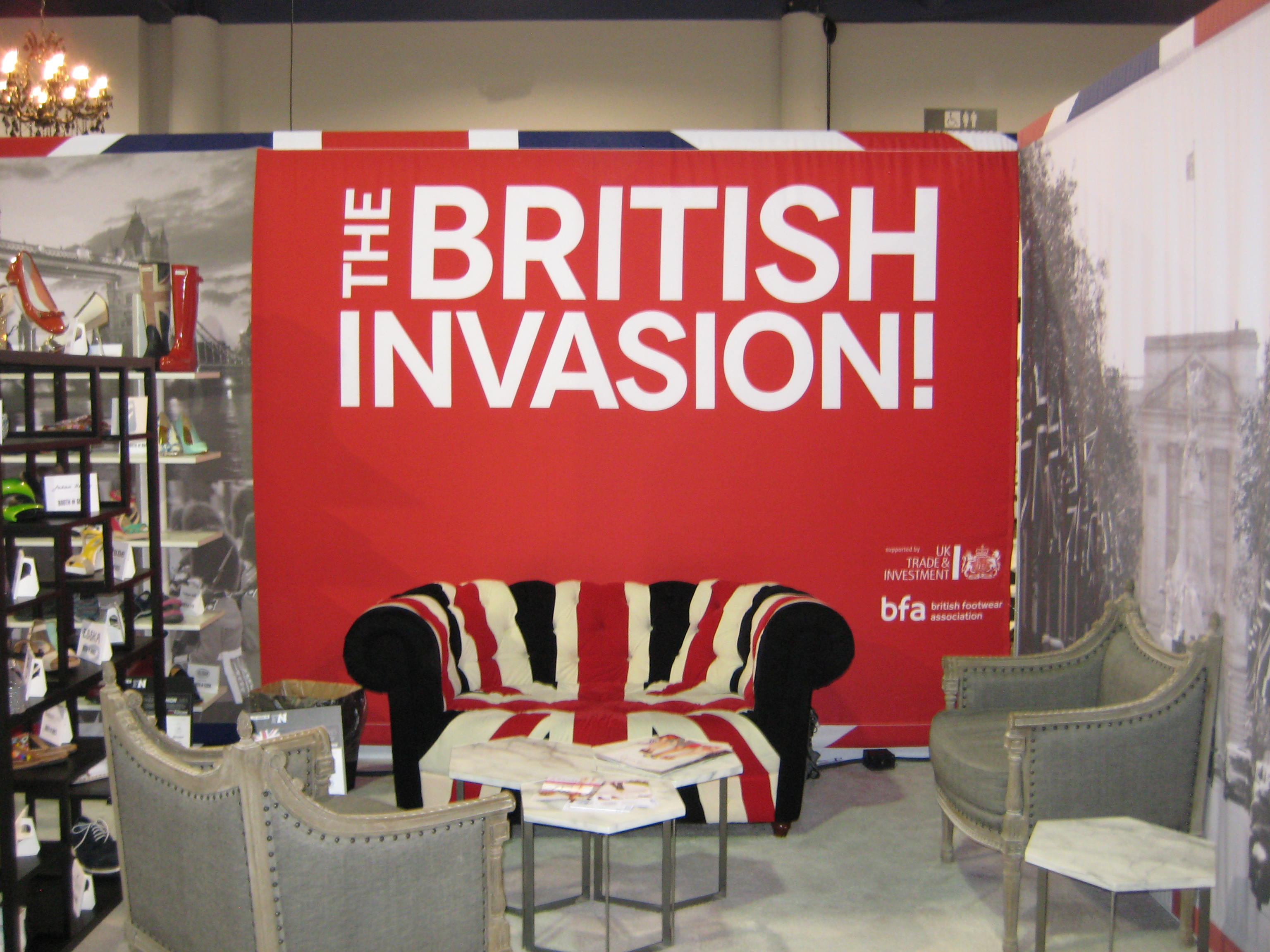 BFA! The Brits are Back!