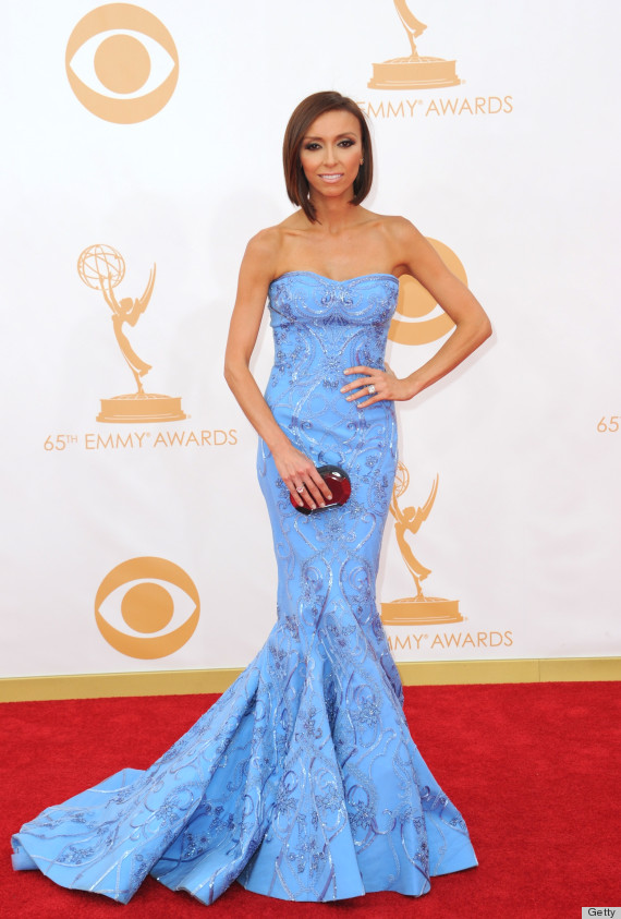 US-ENTERTAINMENT-EMMY AWARDS-ARRIVALS