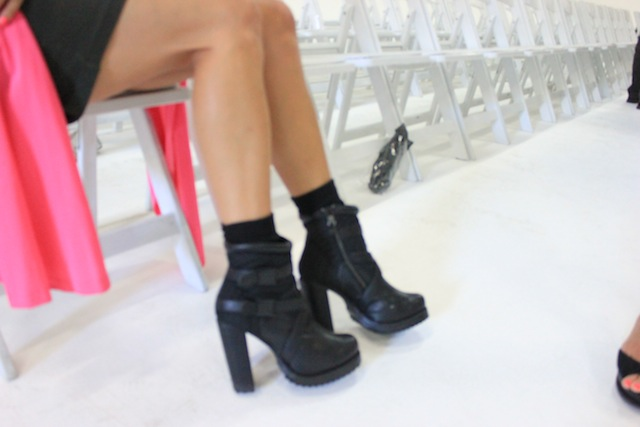 Vogue Footwear 'Geared Up' booties