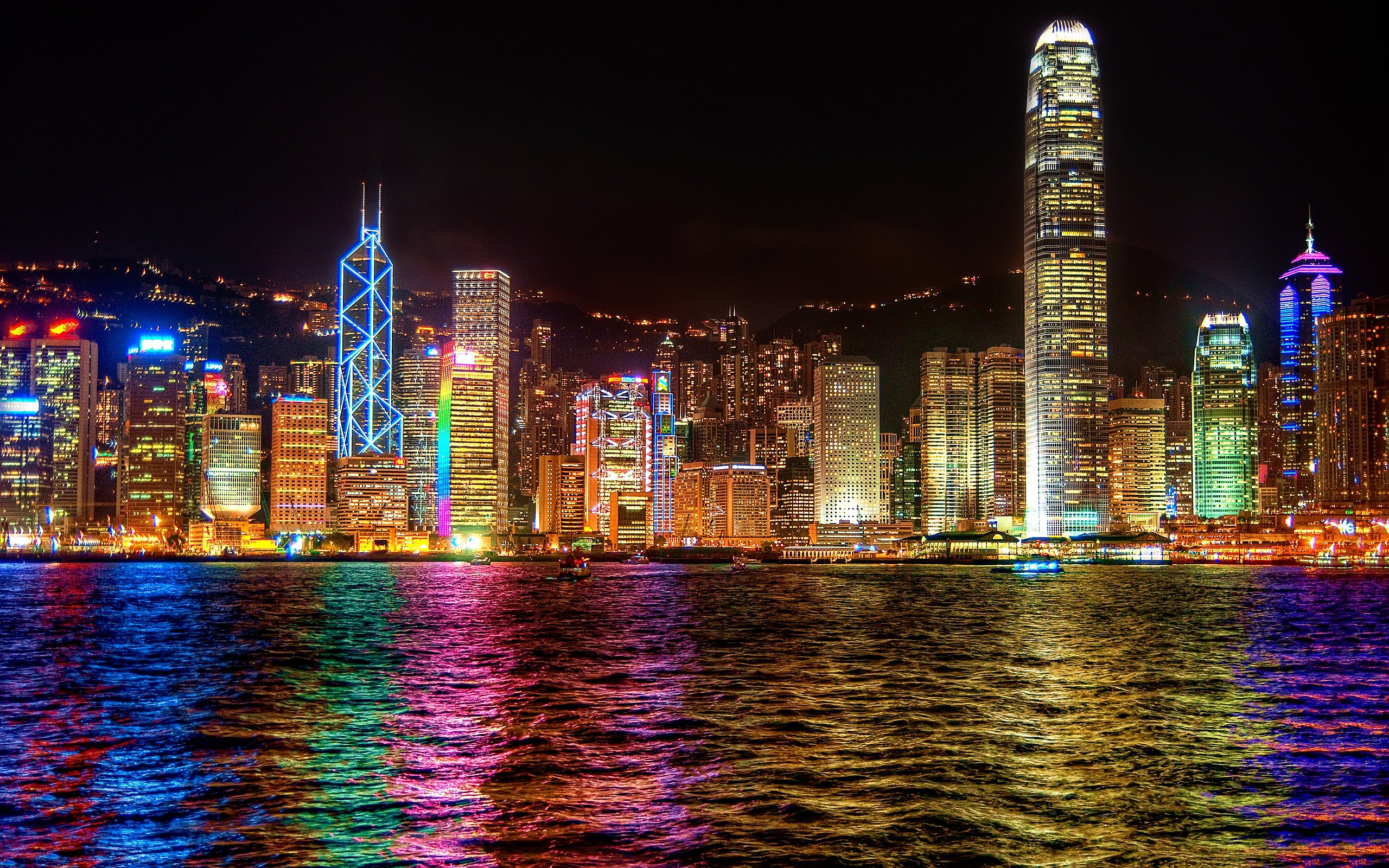 Destination : Hong Kong