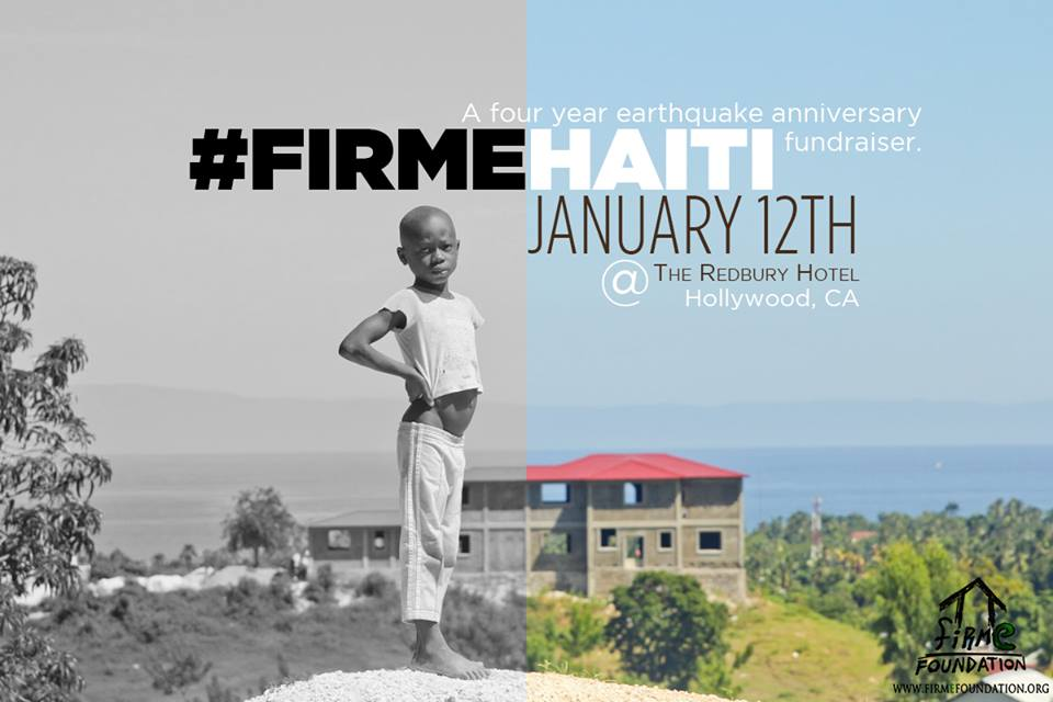 This Sunday : Fashion, Music & Art for HAITI