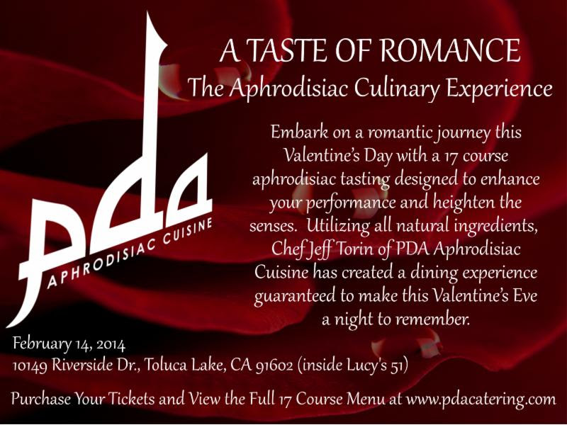 Taste of Romance Valentine's Day