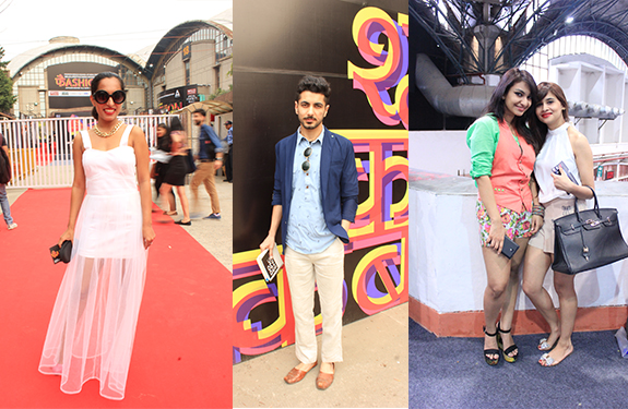 Street Style Feature : India Fashion Week