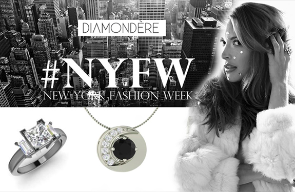 SS15 Trends : #NYFW Featuring Diamondere!