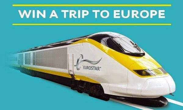 #LondontoParis – WIN a trip to Europe with Eurostar!
