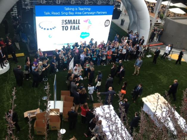 There's always more than one celeb sighting at Dreamforce!