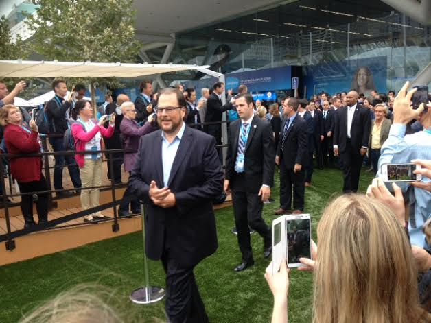 The man with the plan : Marc Benioff