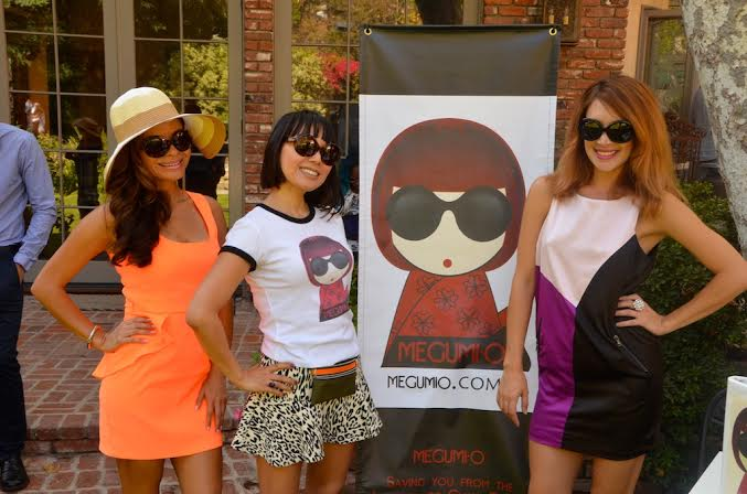Pop Up Fashion and Art Event with Megumi O!