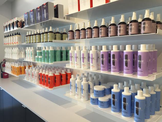 New in LA : The dpHUE ColorBAR