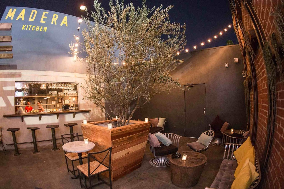 Questions for the Chef : Chef David Bartnes at Madera Kitchen's Guest Chef Series