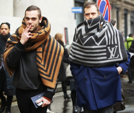 Blanket Trend - the guys.