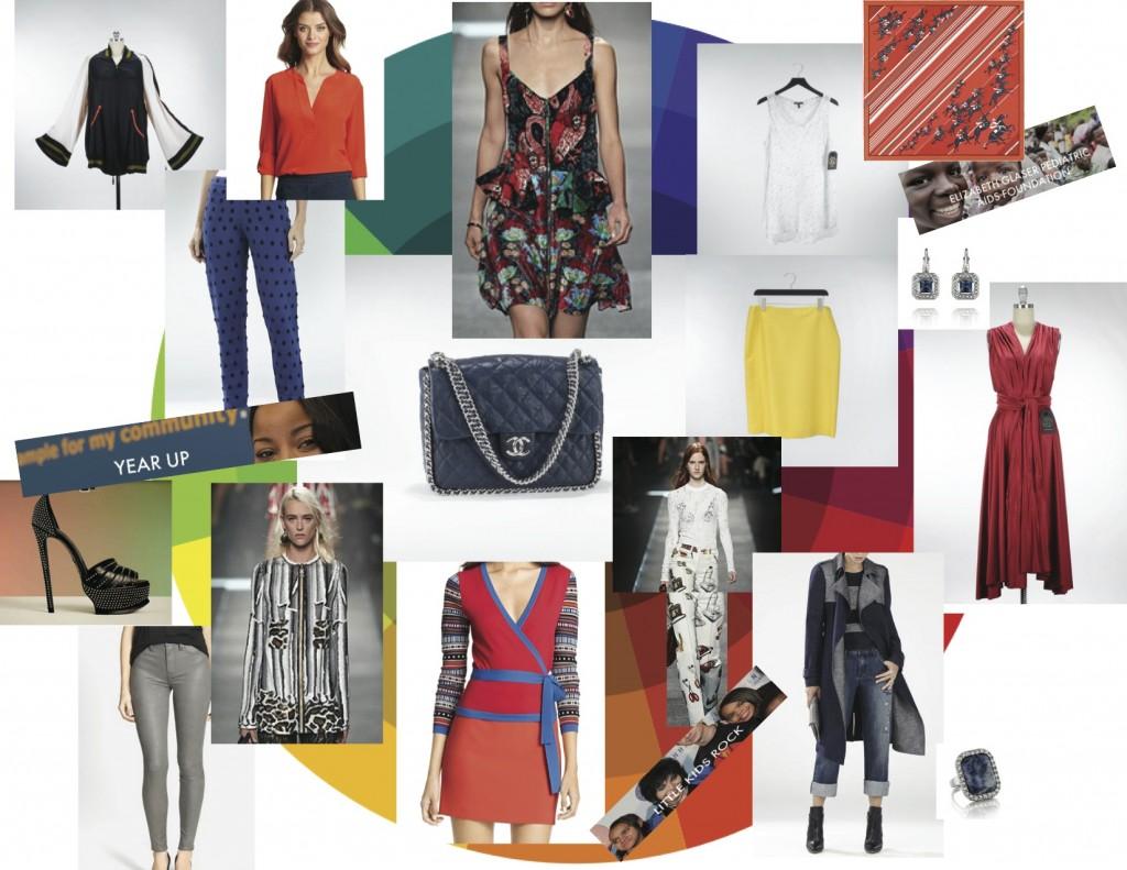 Blue Chanel Megyn Style (1) copy