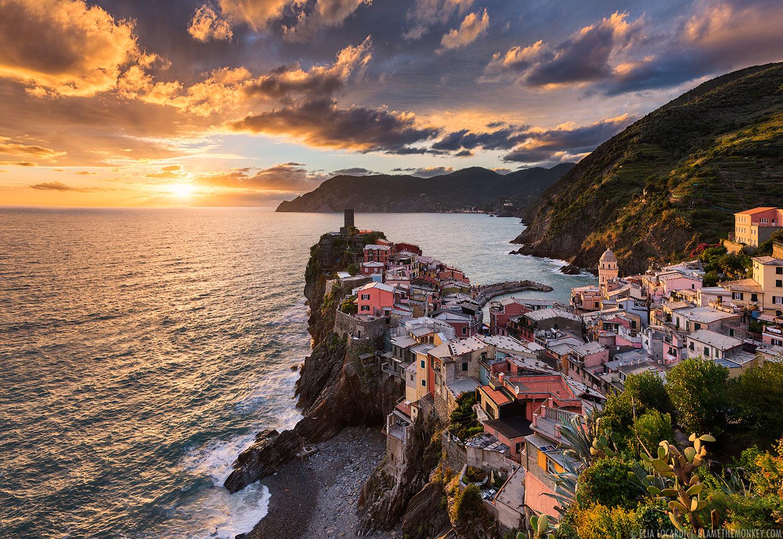 Vacation Destination : ITALY