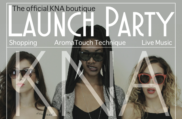 LA Events : KNA Boutique Launch Party