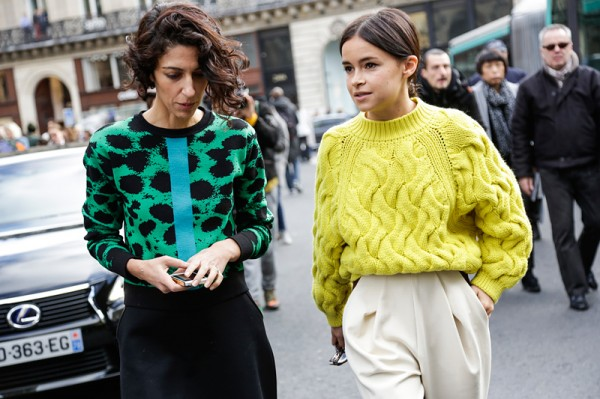 10 Ways to Wear Your Favorite Sweater