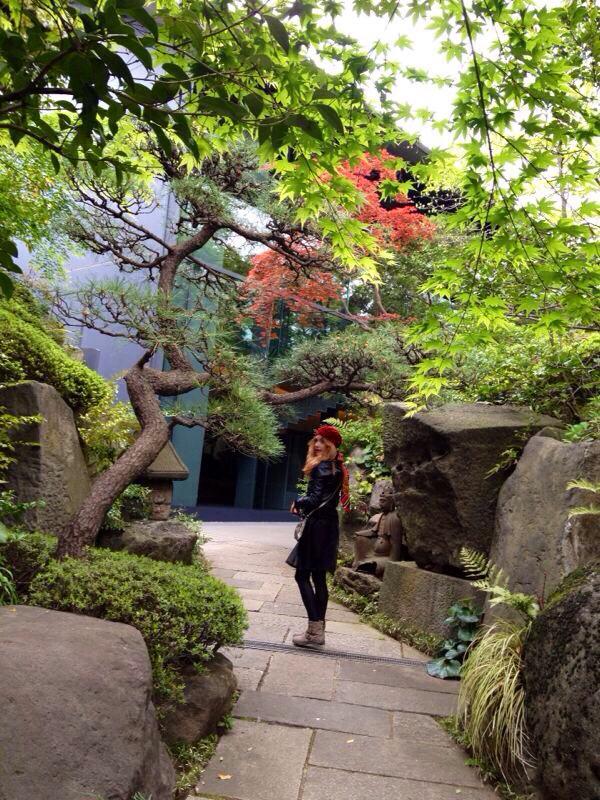 The Nezu Museum of Tokyo