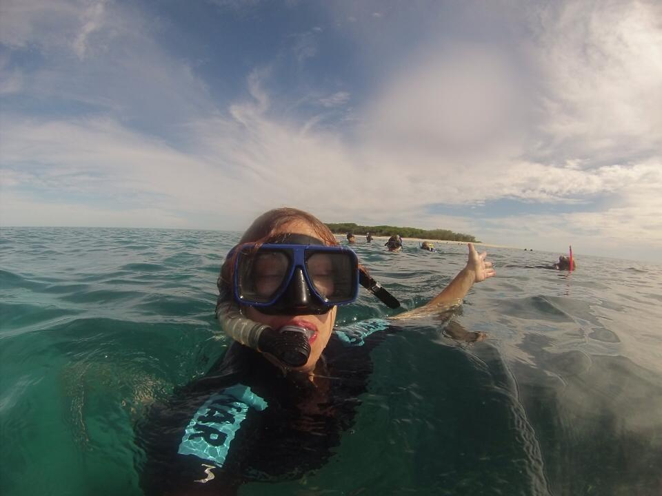 Snorkeling in the GBR