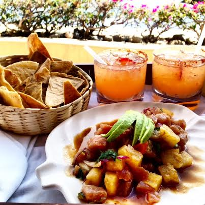 Pineapple And Tuna Ceviche Chips Recipes — Dishmaps
