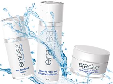 What's New: eraclea skincare