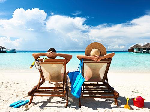 5 Wonderfully Relaxing Getaway Trips