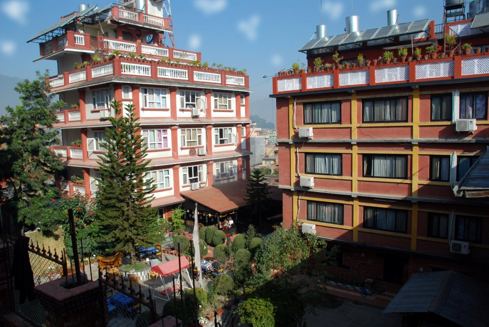 Hotel Spotlight : Hotel Encounter Nepal
