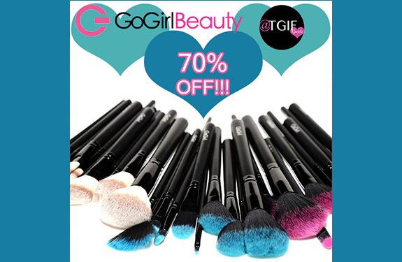 New Beauty Obsession : GoGirl Beauty