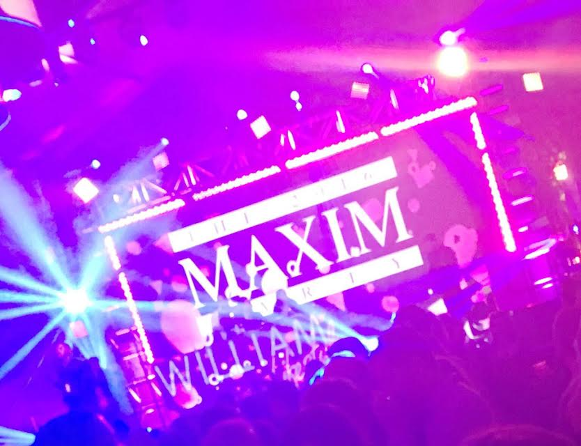 2016 Maxim and Bootsy Bellows Party x Super Bowl 50