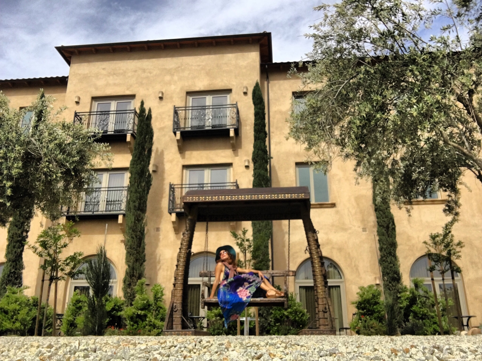 Wine Country Wonder: The Allegretto Vineyard Resort