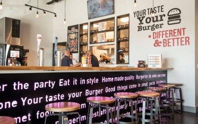 Always More Than One: Burgerim Opens in Montclair