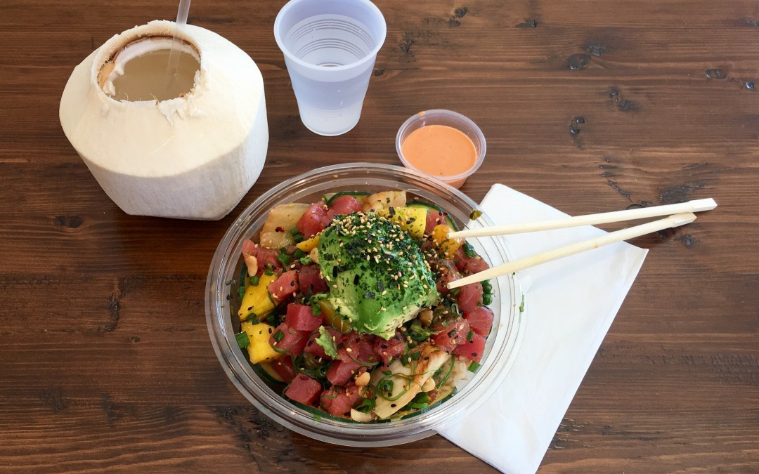 Some Like It Raw: The Poke Shack Opens in Venice and on Melrose