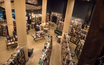 Exploring Los Angeles: The Last Bookstore