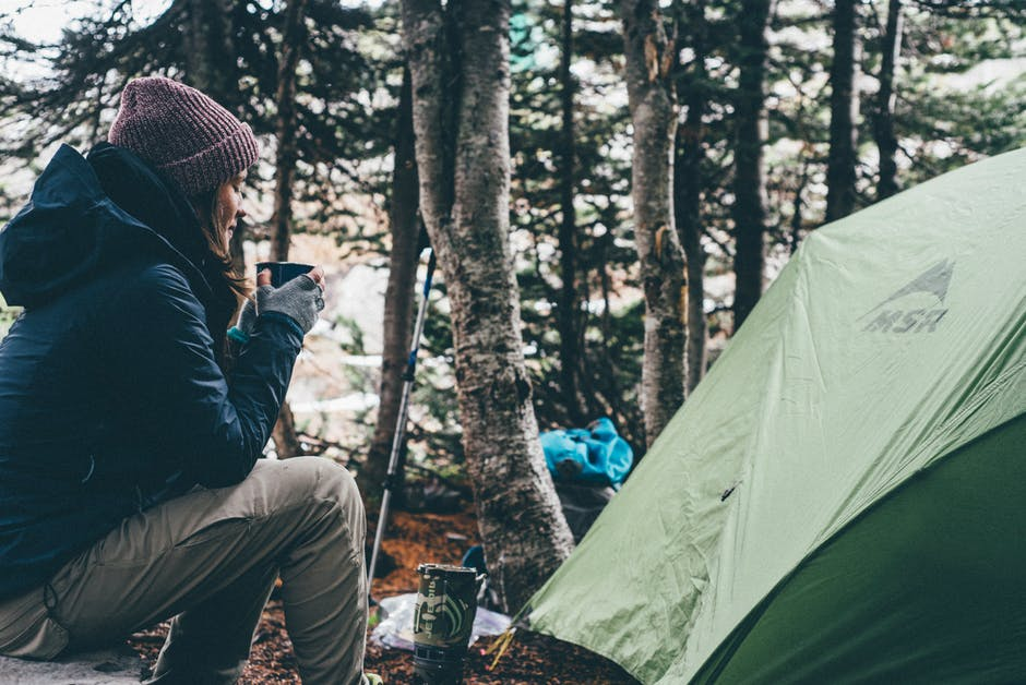 Glam Girl's Guide To Surviving Camping